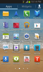 Jelly Bean 4.1.2 on Samsung Galaxy Ace 2