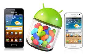 Official update jelly bean in Ace 2
